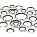 Vehicle Bonded Piston Seal